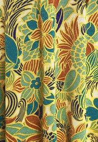 King Louie - BETTY PARTY DRESS SAN FELIPE - Jersey dress - ceylon yellow - 7