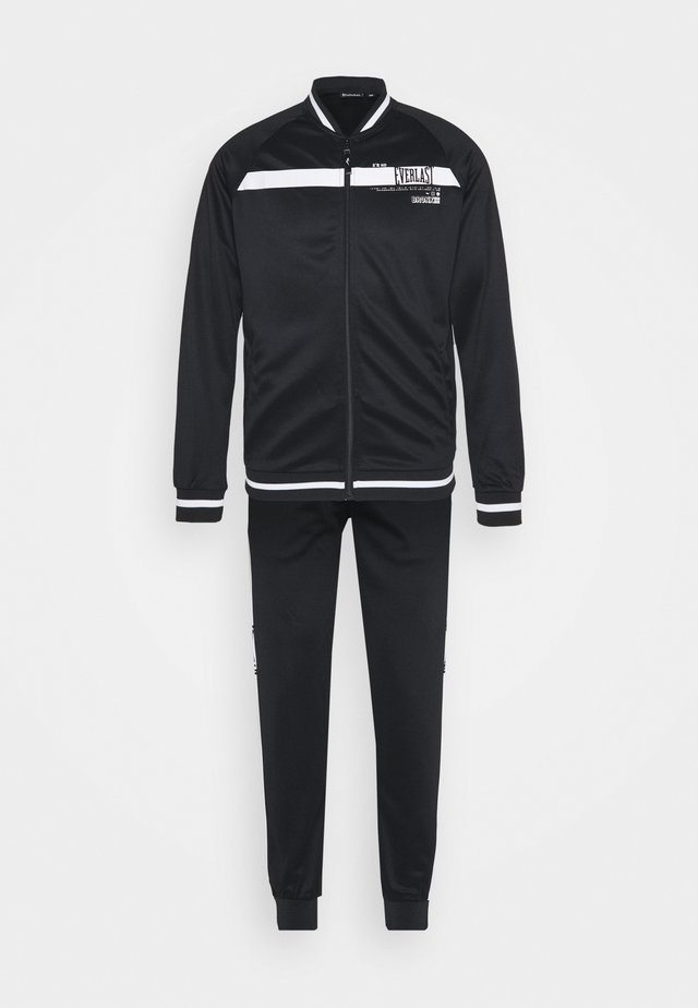 TRACK SUIT - Treningsdress - black