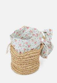 Polo Ralph Lauren - BUCKET CROSSBODY - Across body bag - natural - 2