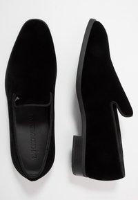 Emporio Armani - Slip-ons - black - 1