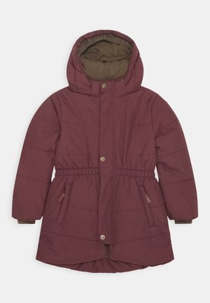 WITTA JACKET - Winter coat - catawba grape