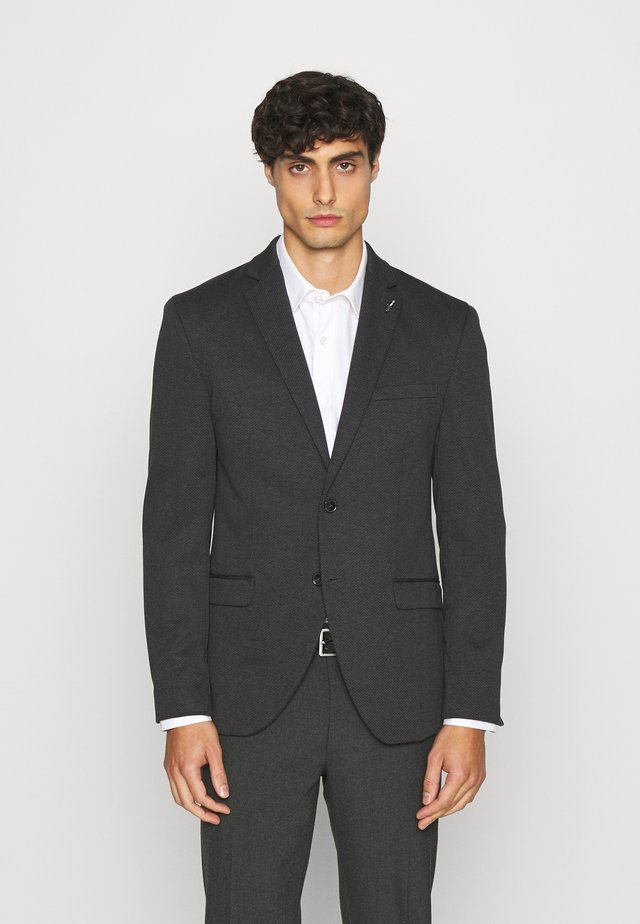 SLIM BYRON  - Blazer jacket - dark grey