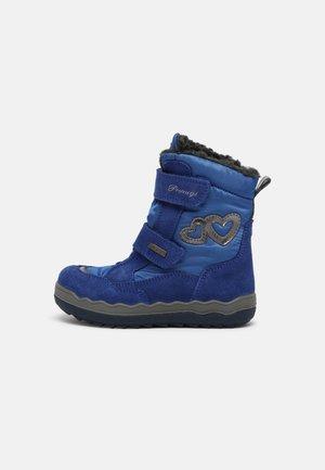 Snowboots  - zaffiro/bluette