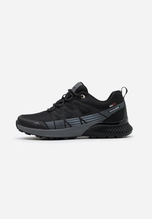 K-TRUN RTX - Sneakers - jet black/steel grey