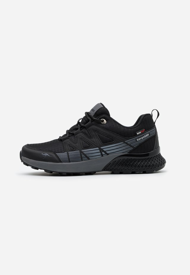 K-TRUN RTX - Trainers - jet black/steel grey