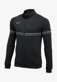 Nike Performance - ACADEMY - Training jacket - schwarzweissgrau - 0