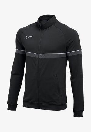 ACADEMY - Training jacket - schwarzweissgrau