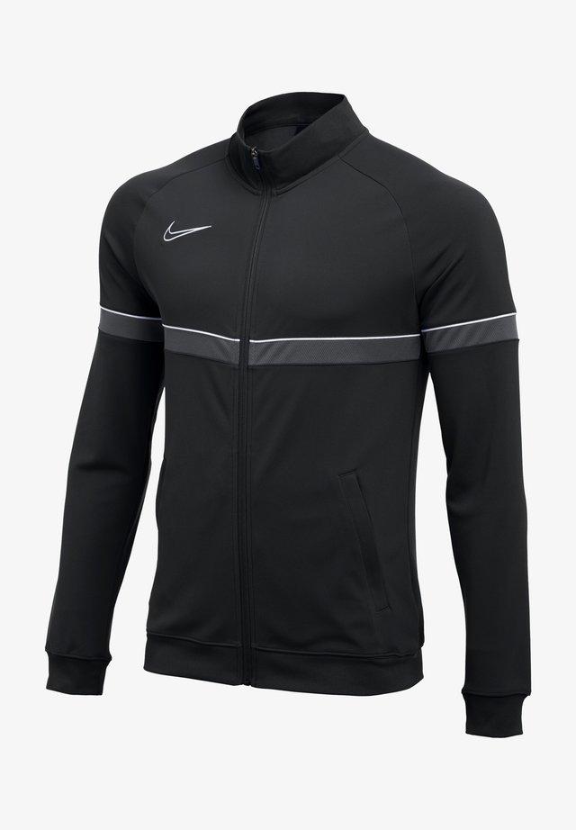 ACADEMY - Trainingsjacke - schwarzweissgrau