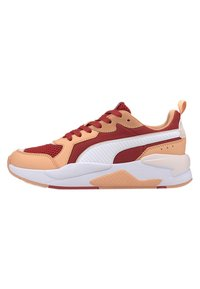 Puma - PUMA X-RAY TRAINERS UNISEX - Sneakers laag - red - 0