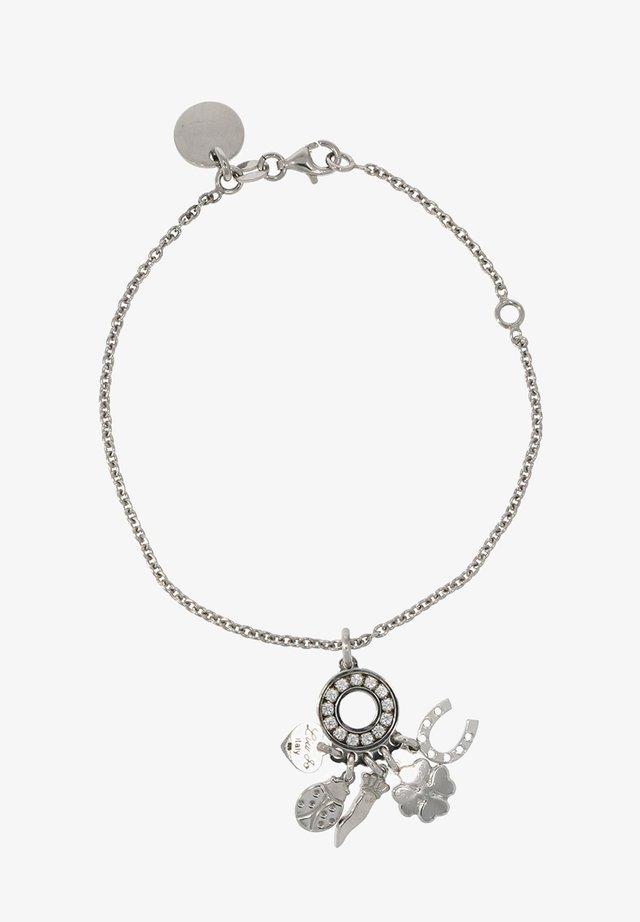 FORTUNA - Armband - silber