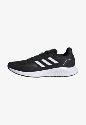 RUN 2.0 SHOES - Stabilty running shoes - black