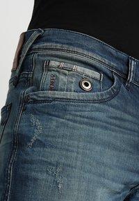 LTB - LANCE - Shorts di jeans - montone wash - 5