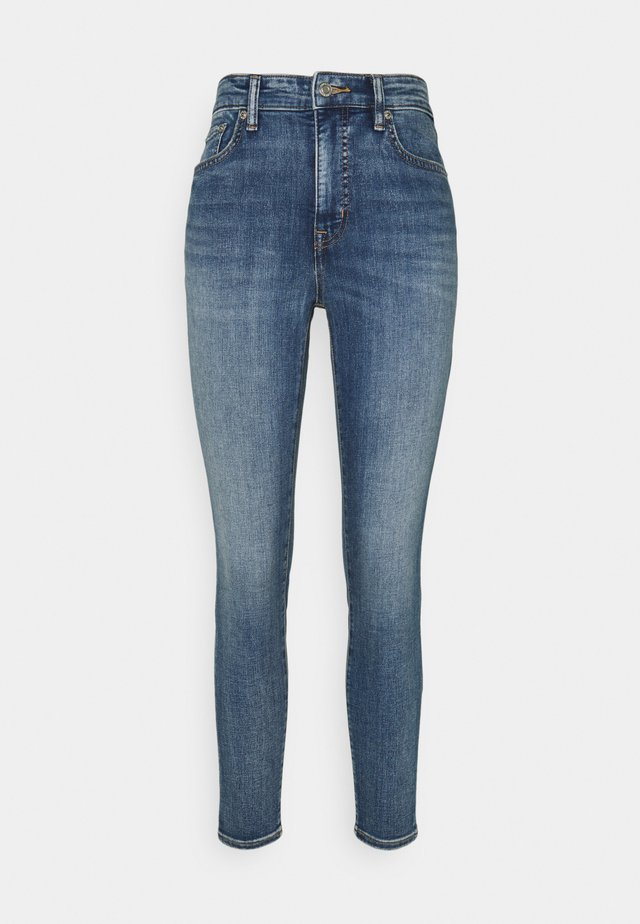 PANT - Jeansy Skinny Fit - sunset indigo was