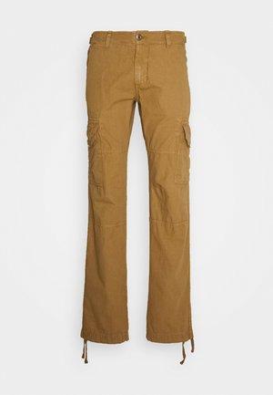 STOP PANT - Cargo trousers - khaki