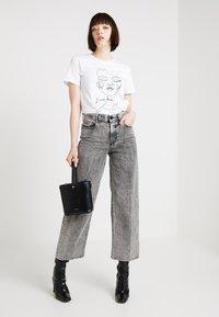 TWINTIP - Print T-shirt - white - 1