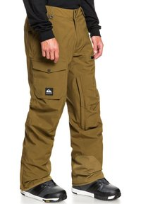 Quiksilver - Snow pants - military olive - 2