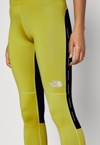 The North Face - TIGHT - Leggings - Trousers - citronelle green - 3