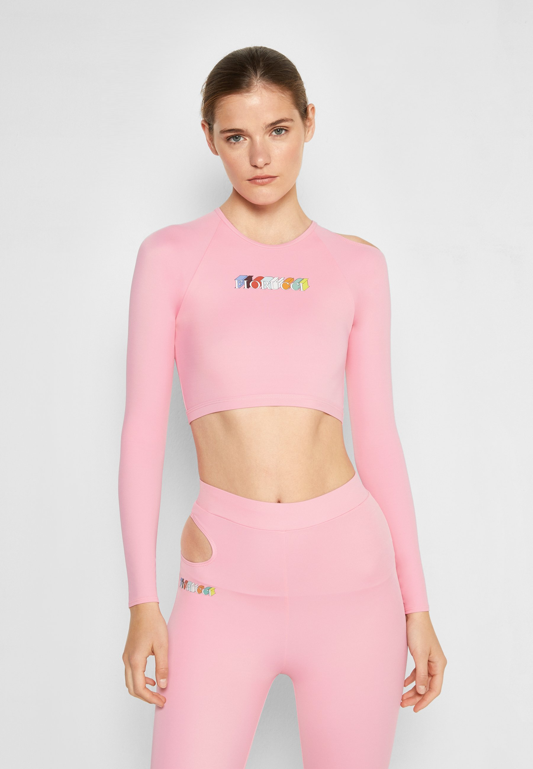 Women CUT AWAY TOP - Long sleeved top