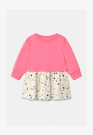 TODDLER GIRL  - Day dress - fuchsia neon
