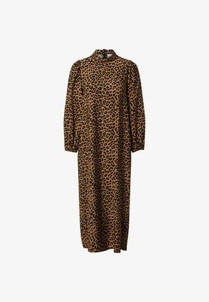 Maxi dress - light brown
