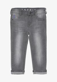 Esprit - DIVERS  - Jeans slim fit - grey denim - 2