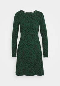 Dorothy Perkins - NON PRINT - Jersey dress - green - 0