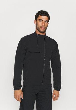 ALBERS - Waterproof jacket - black