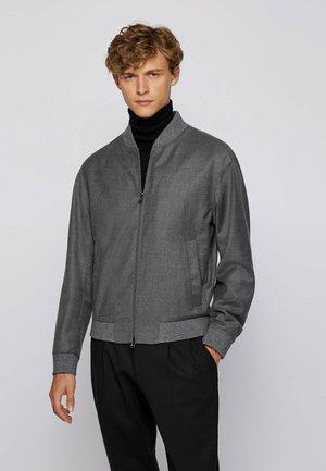C HANRY - Bomber Jacket - grey