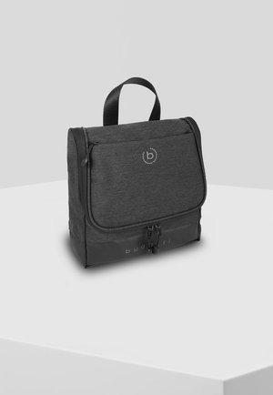 MIT PRAKTISCHEM AUFHÄNGER - Wash bag - black