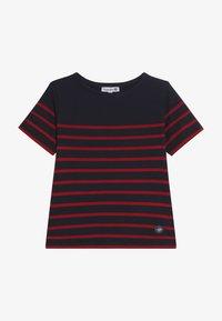 Armor lux - ETEL MARINIÈRE - T-shirt print - navire/braise - 2