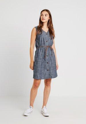 JDYLUCKY DRESS - Denní šaty - navy blazer