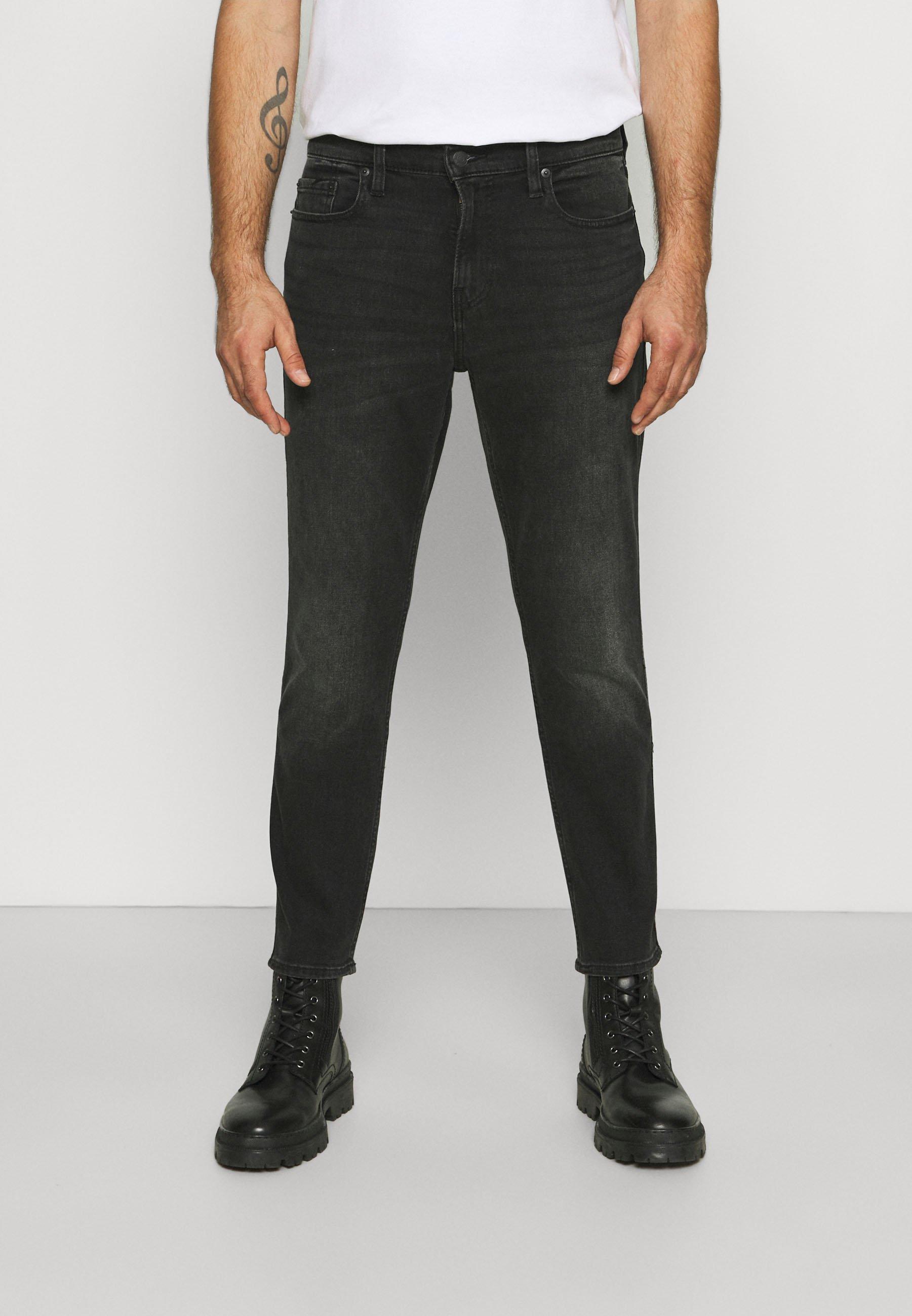 Homme CROP - Jeans fuselé
