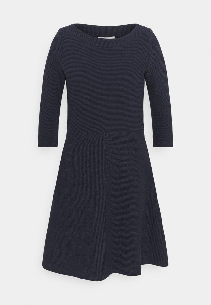 Esprit - DRESS - Day dress - dark blue