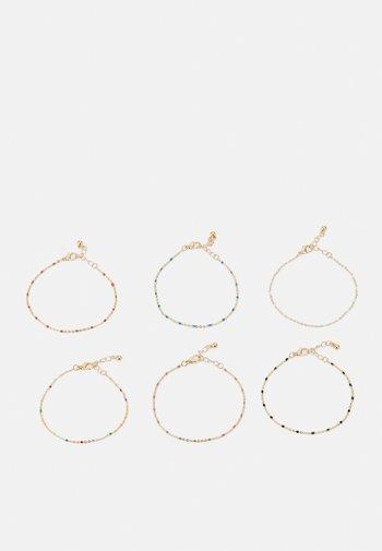 FGHELLE BRACELET 6 PACK - Bracelet - gold-coloured