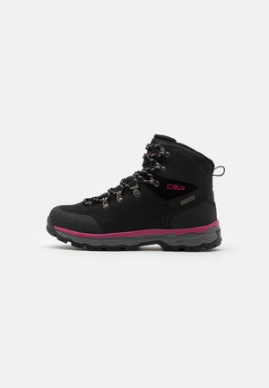 SHELIAK TREKKING SHOES WP - Hiking shoes - nero