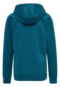 Hummel - Hoodie - blue coral/green ash - 2