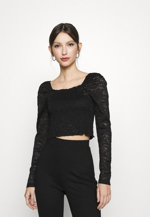 ONLSANNIE - Blouse - black