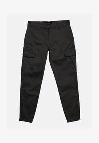Gabba - Cargo trousers - black - 0
