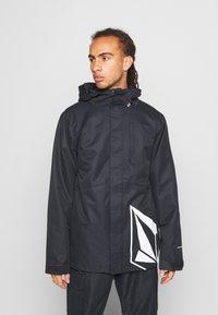 Volcom - 17FORTY INS JACKET - Snowboard jacket - black - 0