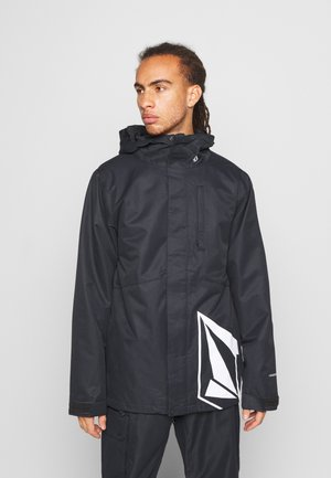 FORTY JACKET - Snowboardjakke - black