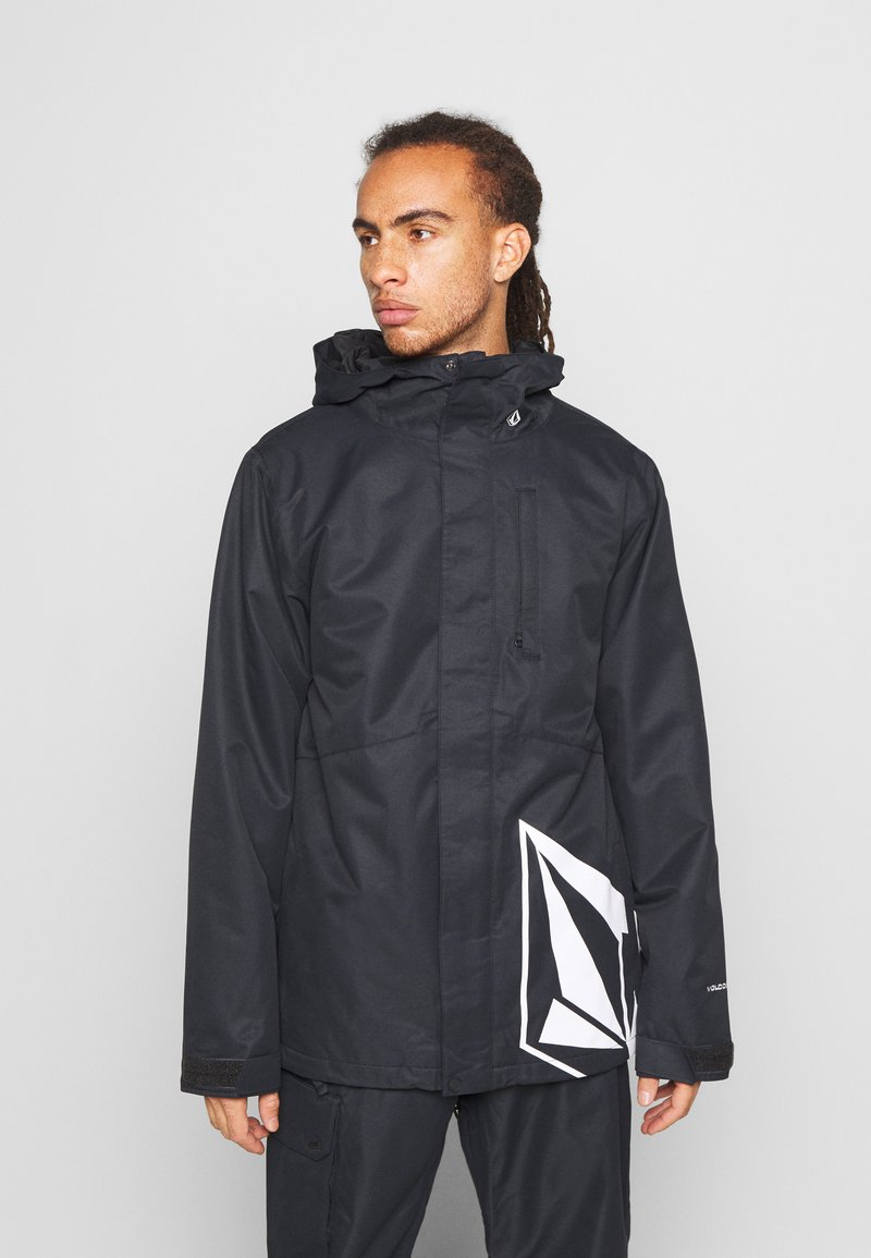Volcom - 17FORTY INS JACKET - Snowboard jacket - black