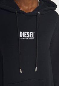 Diesel - D-ILSE-ECOSMALLOGO - Day dress - black - 6