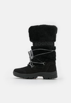 ALTA BADIA - Vinterstøvler - black