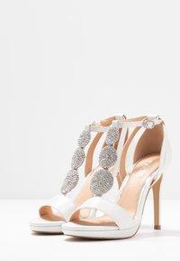 Wallis - SNOWDROP - High heeled sandals - white - 4