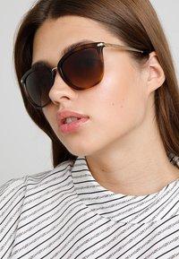 RALPH Ralph Lauren - Okulary przeciwsłoneczne - dark havana - 1