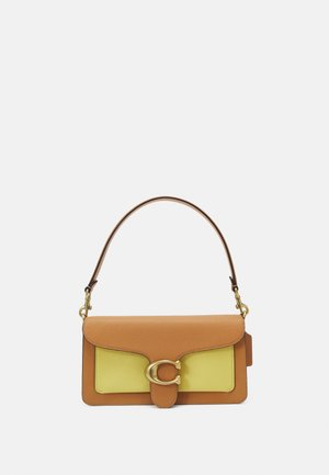 COLORBLOCK TABBY SHOULDER BAG - Kabelka - natural/yellow/multi