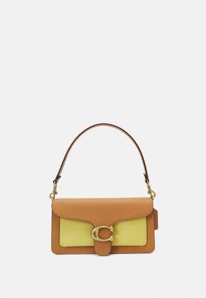 COLORBLOCK TABBY SHOULDER BAG - Handbag - natural/yellow/multi
