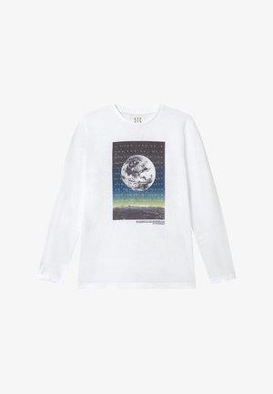 TEENAGER - Camiseta de manga larga - white
