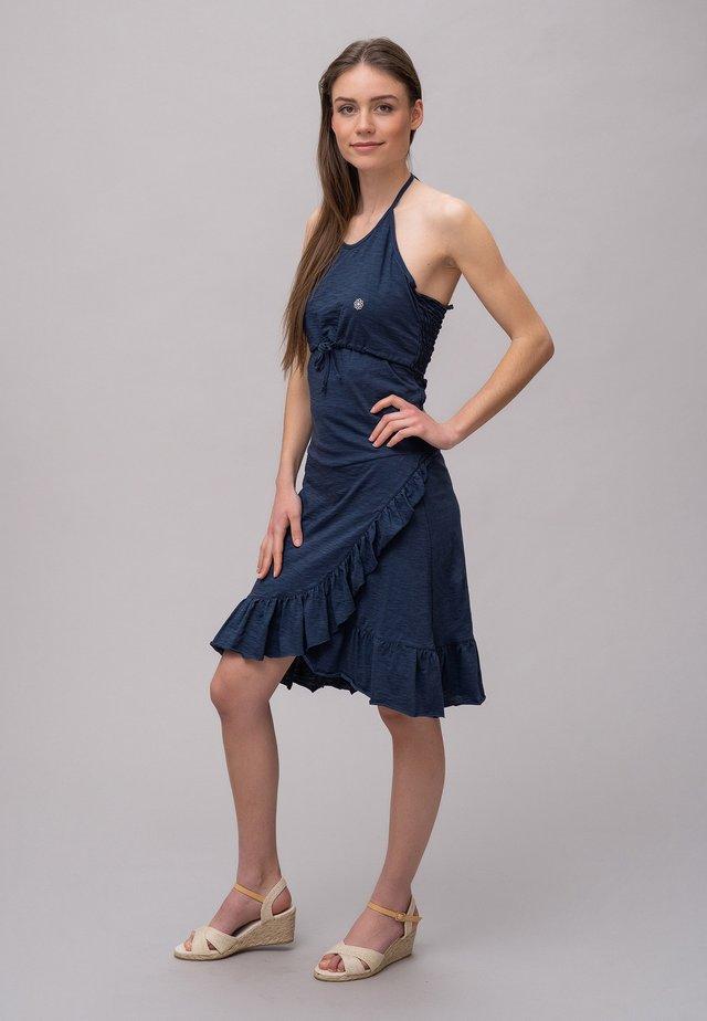 Korte jurk - dressblues