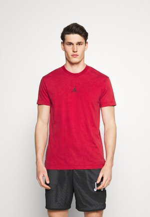 DRY AIR - T-shirt basique - gym red/black